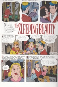 Sleeping Beauty - Daniel Clowes