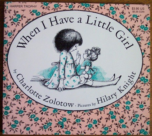 When I Have a Little Girl Cover