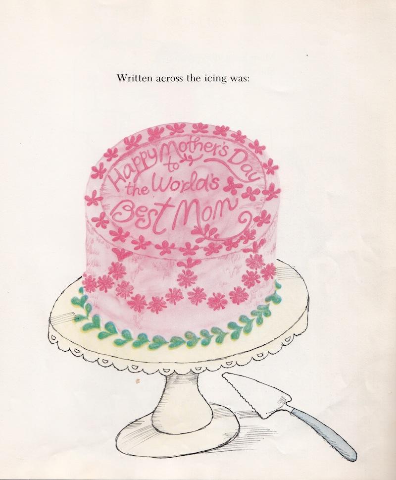 happymotherday-cake